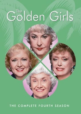 The Golden Girls - The Complete Fourth Season