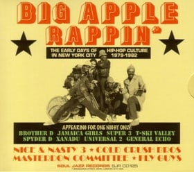 Big Apple Rappin': The Early Days of Hip-Hop Culture in New York City 1979-1982