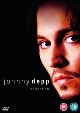 The Johnny Depp Collection : From Hell / Edward Scissorhands / Before Night Falls (3 Disc Box Set)