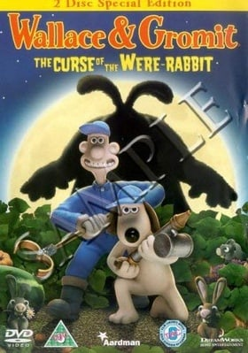Wallace And Gromit - The Curse Of The Were Rabbit [2005]