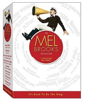 The Mel Brooks Collection (Blazing Saddles / Young Frankenstein / Silent Movie / Robin Hood: Men in