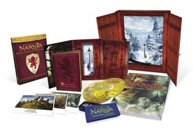 The Chronicles of Narnia: The Lion, The Witch and The Wardrobe  - DVD Ultimate Box Set [Limited Edit
