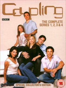 Coupling: Complete BBC Series 1-4 Box Set (Special Collectors Edition)