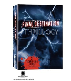 Final Destination Thrill-Ogy   [Region 1] [US Import] [NTSC]