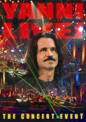 Yanni: Live: The Concert Event  (Region 1) (NTSC)  [US Import]