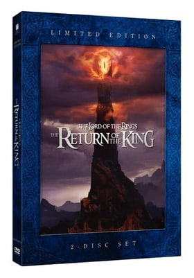 The Lord of the Rings - The Return of the King (Theatrical and Extended Limited Edition)
