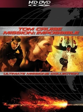 Mission Impossible - Ultimate Missions Collection (Mission Impossible / Mission Impossible II / Miss