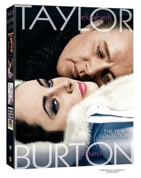 Elizabeth Taylor and Richard Burton Film Collection (Who's Afraid of Virginia Woolf 2-Disc Special E