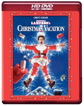National Lampoon's Christmas Vacation [HD DVD] [1989] [US Import]