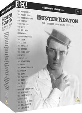 The Complete Buster Keaton Short Films [Masters of Cinema]  [1917]