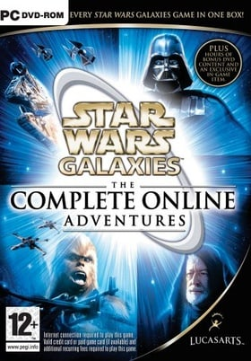 Star Wars Galaxies: The Complete Online Adventures
