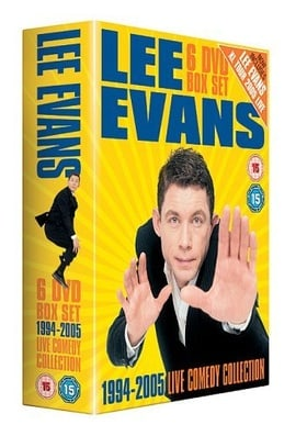 Lee Evans - 1994 - 2005 Live Comedy Collection [Box Set]