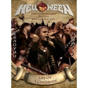 Helloween - Keeper Of The Seven Keys Legacy Tour 2005/2006