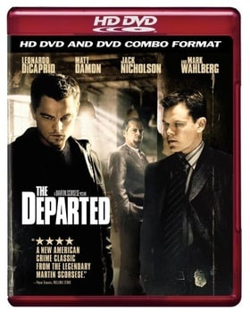 The Departed (Combo HD DVD and Standard DVD)