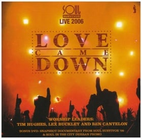 Love Came Down (CD & DVD)