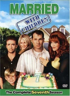 Married With Children: Complete Seventh Season   [Region 1] [US Import] [NTSC]
