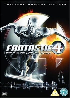Fantastic Four - Rise Of The Silver Surfer (2 Disc Special Edition)