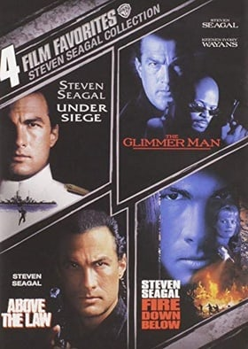 Steven Seagal Collection: 4 Film Favorites - Under Siege / The Glimmer Man / Above the Law / Fire Do