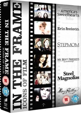 Julia Roberts - In The Frame Collection (Steel Magnolias/Erin Brockovich/My Best Friend's Wedding/Am