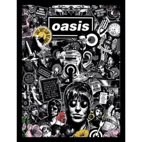 Oasis - Lord Don't Slow Me Down (2 Disc Box Set Including Bonus Disc 'Live In Manchester')