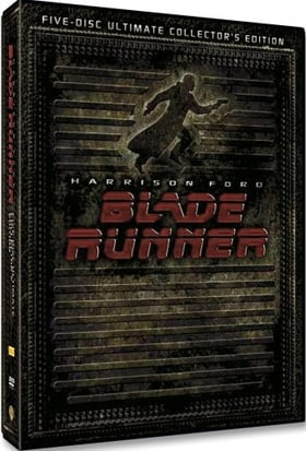 Blade Runner: The Final Cut (5-Disc Ultimate Collectors' Edition)