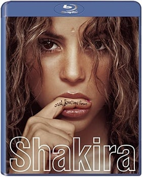 Shakira: Oral Fixation Tour   [+Bonus CD][Region Free]