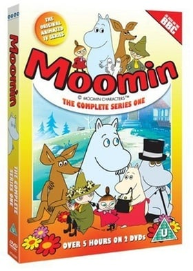The Moomin - Series 1 - Complete