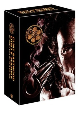 Dirty Harry Ultimate Collector's Edition (Dirty Harry / Magnum Force / The Enforcer / Sudden Impact