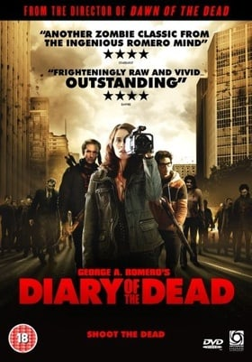 Diary Of The Dead - Single Disc Edition
