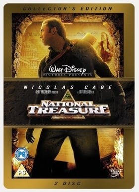 National Treasure (2 Disc Steelbook Collector's Edition)