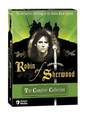Robin of Sherwood: The Complete Collection