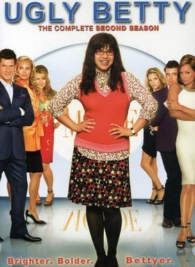 Ugly Betty: The Complete Second Season [DVD] [Region 1] [US Import] [NTSC]