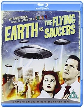 Earth vs. the Flying Saucers   [Region Free]