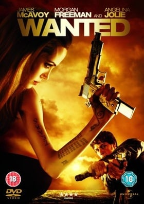 Wanted (2008) Angelina Jolie; James McAvoy; Morgan Freeman