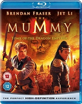 The Mummy: Tomb of the Dragon Emperor  [Region Free]
