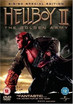 Hellboy 2: The Golden Army (2 Disc Special Edition) (2008)