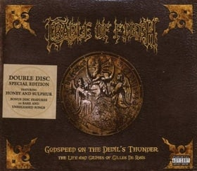 Godspeed On The Devil's Thunder(Special Edition 2 CD)