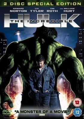 The Incredible Hulk (2 Disc Edition)