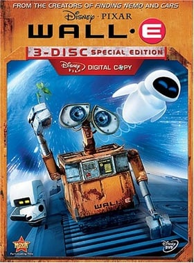 Wall-E (Three-Disc Special Edition)