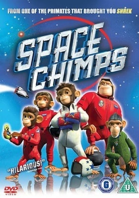 Space Chimps [DVD] [2008]
