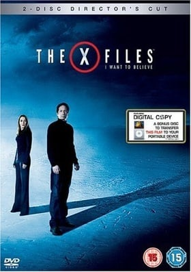 The X Files: I Want To Believe (2 disc Special Edition including Bonus Digital Copy) [DVD] [2008]