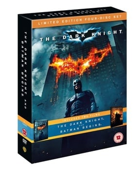 Batman Begins / The Dark Knight (Double Pack)