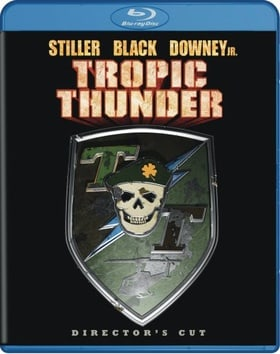 Tropic Thunder (Unrated Director's Cut + BD Live)