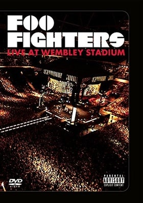 Live at Wembley Stadium DVD Foo Fighters