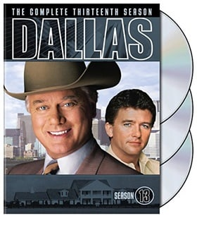 Dallas: Complete Thirteenth Season  [Region 1] [US Import] [NTSC]