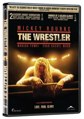 The Wrestler / Le lutteur (Bilingual Edition)