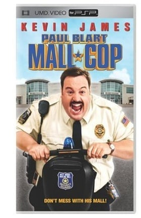 Paul Blart: Mall Cop [UMD Mini for PSP] [2009] [US Import]