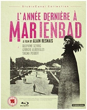 Last Year In Marienbad (The Studio Canal Collection)