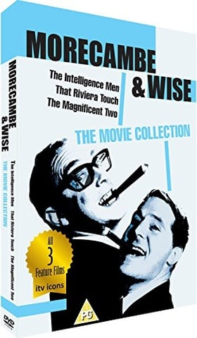 Morecambe & Wise - The Intelligence Men / That Riviera Touch / The Magnificent Two