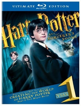 Harry Potter and the Sorcerer's Stone (Three-Disc Ultimate Edition)